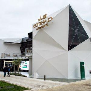 PADIGLIONE ALITALIA-ETIHAD - EXPO MILANO
