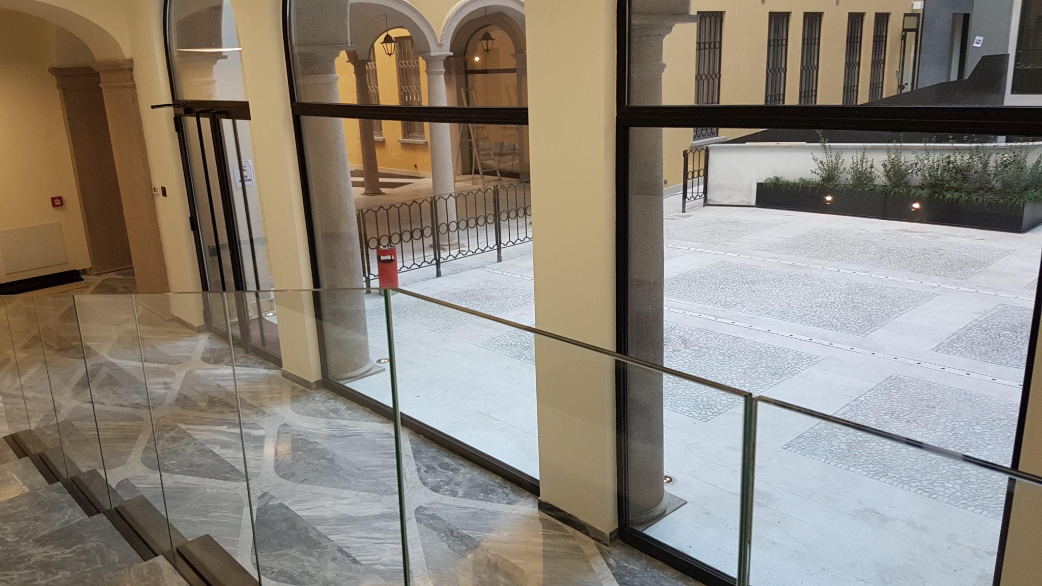 Grandi progetti in marmo marmi per arredamento marmi for Grandi magazzini arredamento